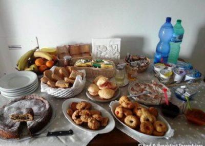BedandBreakfast-Torrechiara-colazione
