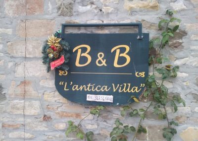 Bed and Breakfast L'Antica Villa
